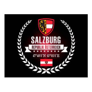 Cartão Postal Salzburg