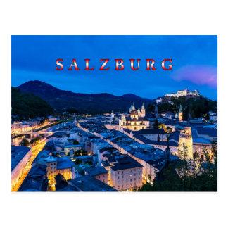 Cartão Postal Salzburg 001D