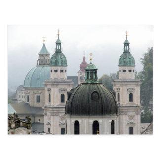 Cartão Postal Salzburg, Áustria