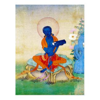 Cartão Postal Samantabhadra