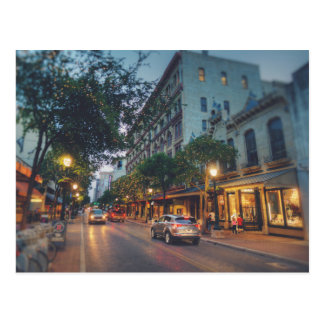 Cartão Postal San Antonio do centro