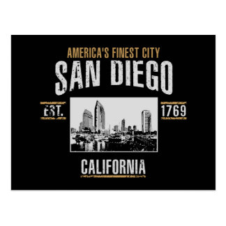 Cartão Postal San Diego
