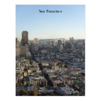 Cartão Postal San Francisco