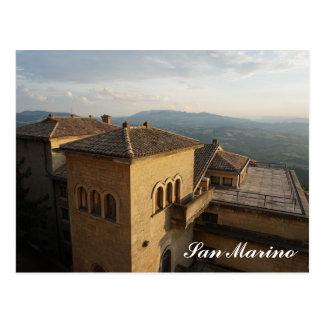 Cartão Postal San Marino