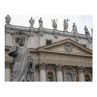 Cartão Postal San Pietro