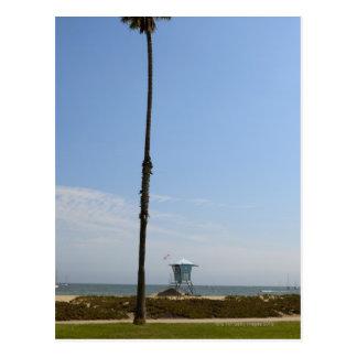 Cartão Postal Santa Barbara, Califórnia