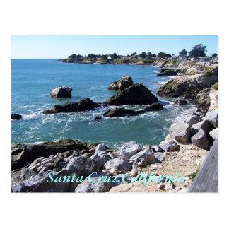 Cartão Postal Santa Cruz, Califórnia