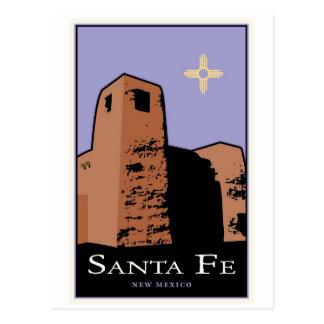 Cartão Postal Santa Fé