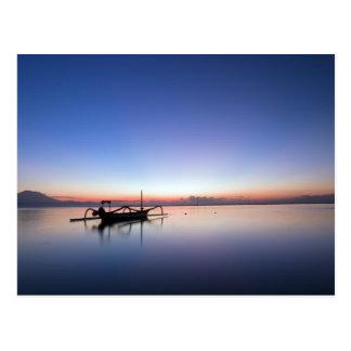 Cartão Postal Sanur, Bali, Indonésia