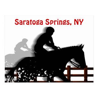 Cartão Postal Saratoga Springs