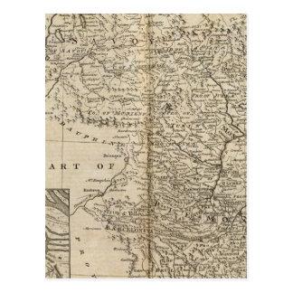 Cartão Postal Savoy, Piemont, Montferrat