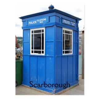 Cartão Postal Scarborough
