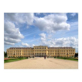 Cartão Postal Schloss Schönbrunn