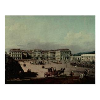 Cartão Postal Schloss Schonbrunn, 1759-60