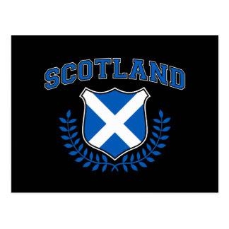 Cartão Postal Scotland