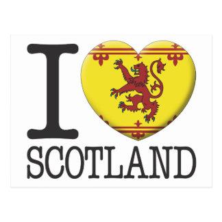 Cartão Postal Scotland 2