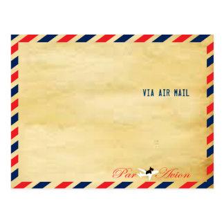 Cartão Postal Scottie nenhuns 8