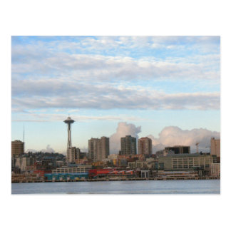Cartão Postal Seattle