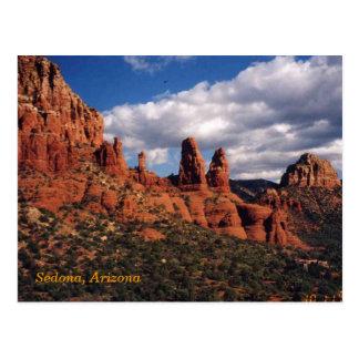 Cartão Postal Sedona, arizona