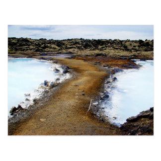 Cartão Postal Segredo Path