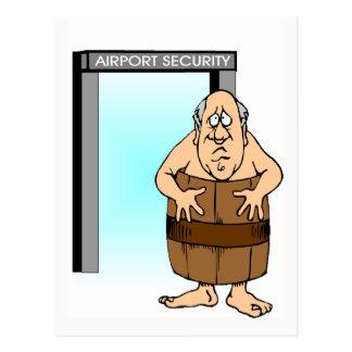 Cartão Postal Segurança nova