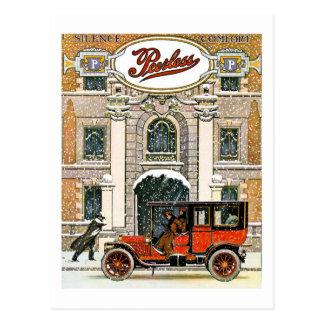 Cartão Postal Sem par Motor Empresa
