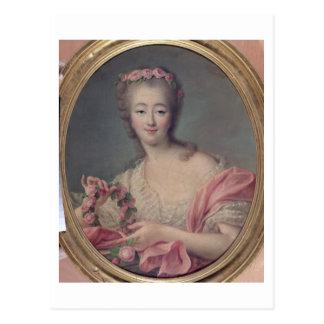 Cartão Postal Senhora du Barry, 1770