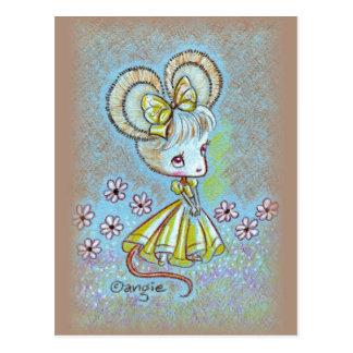 Cartão Postal Senhora Rato