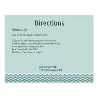 Cartão Postal Sentidos do casamento da cauda da baleia