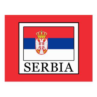 Cartão Postal Serbia