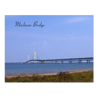 Cartão Postal Série da ilha de Mackinac