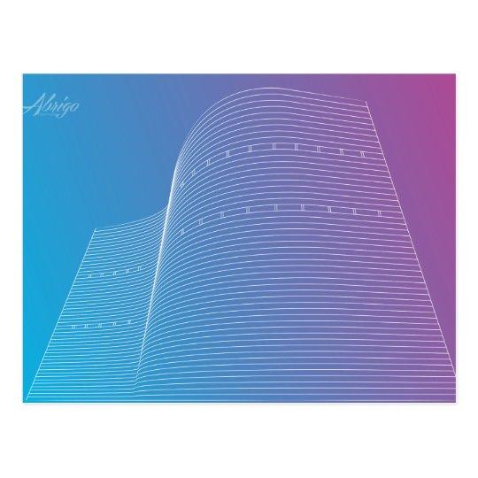 Cartão Postal Série Oscar Niemeyer