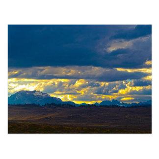 Cartão Postal Serra Nevada HDR
