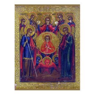 Cartão Postal Sete arcanjos