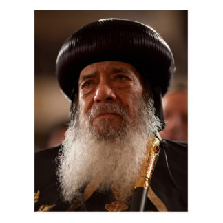 Cartão Postal Seu papa Shenouda da santidade III
