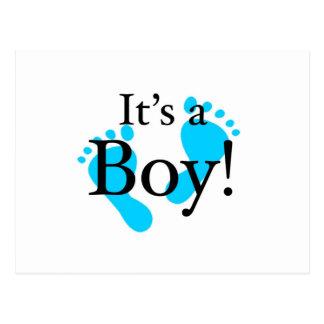 Cartão Postal Seu um menino - bebê, recém-nascido, celebração