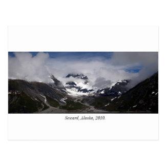 Cartão Postal Seward, Alaska, 2010