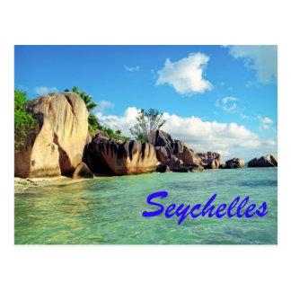 Cartão Postal Seychelles