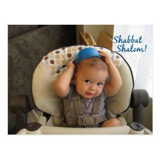 Cartão Postal Shabbat Shalom!