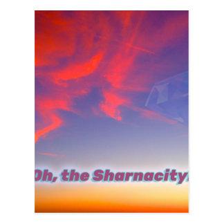 Cartão Postal Sharnacity