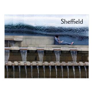 Cartão Postal Sheffield