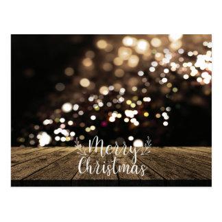 Cartão Postal Shine@Christmas!