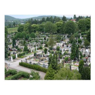 Cartão Postal Sieveringer Friedhof
