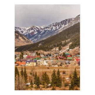 Cartão Postal Silverton bonito Colorado