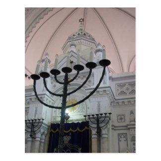 Cartão Postal Sinagoga