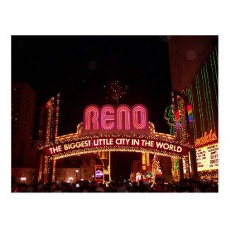 Cartão Postal Sinal de Reno