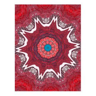 Cartão Postal Sindh pattern.jpg tribal étnico