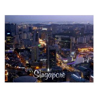 Cartão Postal singapore