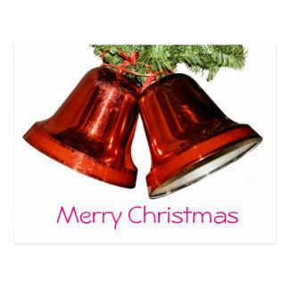 Cartão Postal Sinos do Feliz Natal
