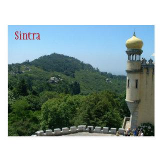 Cartão Postal Sintra